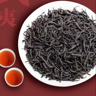 2020红茶 买一斤送半斤 小种红茶袋装特级浓香型罐装散装浓香型春茶