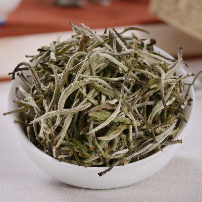 白茶茶叶白毫银针福建白茶陈年老白茶政和白牡丹50克【偏远地区不包邮】