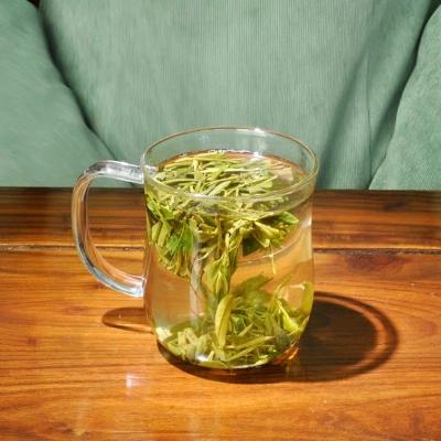 龙井绿茶2020新茶 雨前浓香型龙井茶叶500g 口感浓郁香气好