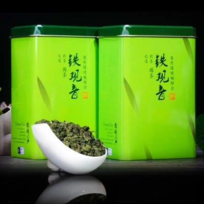 铁观音 新茶浓香型兰花香铁观音茶叶散装袋装礼盒装春茶