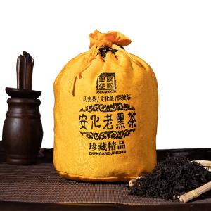 黑茶天尖湖南安化2015陈年天尖特级安化黑茶500克(偏远地区不包邮)