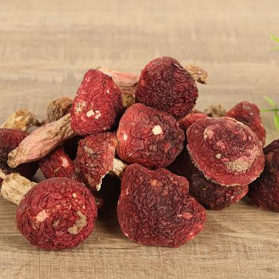 云南野生红菇 红菇干货 中菇标菇 野生红菇 红菇 是250g散装