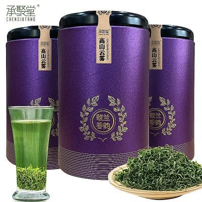 2019新茶高山云雾绿茶浓香型日照茶叶500克礼盒装