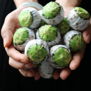 新会土地肥沃,咸淡水交替,是小青柑最适宜的生长环境,自然更香甜
