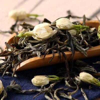 溢香醇  茉莉花茶 罐装散装一级浓香型花茶茉莉绿茶茶叶