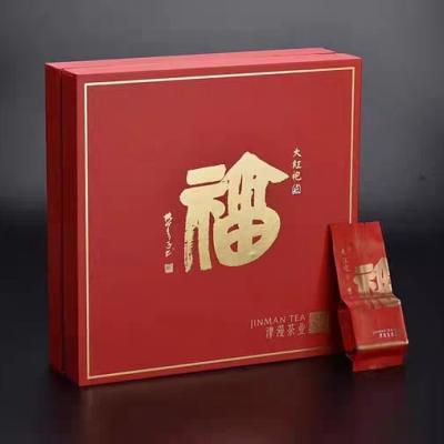 津漫茶业【福茶】武夷山大红袍24泡216g礼盒装