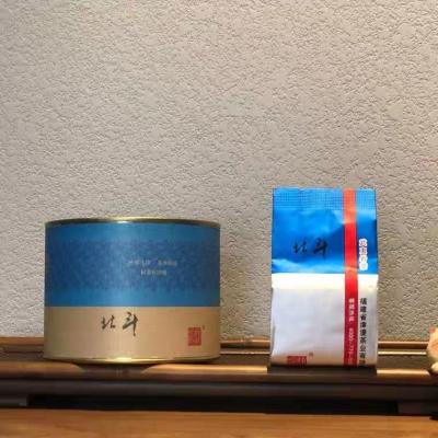 津漫茶业【手工北斗】岩骨花香大红袍正岩武夷岩茶6泡50g罐装