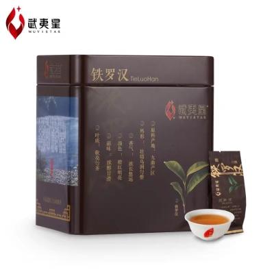 武夷星铁罗汉 特级武夷岩茶大红袍茶叶福建乌龙茶 铁罗汉茶