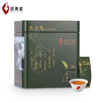 武夷岩茶水金龟茶 四大名丛 特级武夷星大红袍 水金龟茶叶