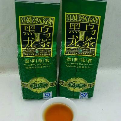 黑乌龙茶,醇香味,喝下有淡淡的茶香回味,又如一般的清茶饮料,且耐泡。