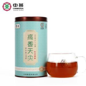 中茶 高香天尖百年木仓湖南安化黑茶 罐装230g(偏远地区不包邮)