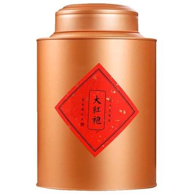 2019大红袍散装罐装乌龙茶一级浓香型大红袍茶叶新茶武夷岩茶叶500g