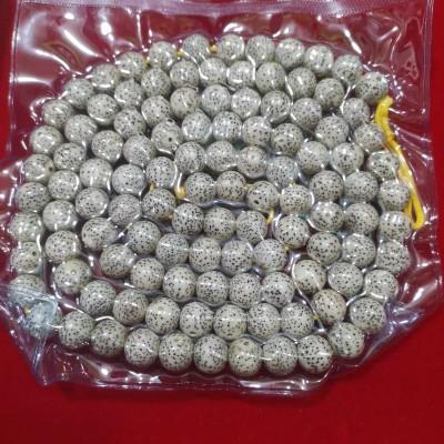 特价99星月菩提10×10mm圆珠,星月菩提,素珠,念珠