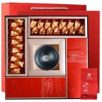 正山小种红茶叶 礼盒装 正品浓香型 配送建盏茶具茶叶过年送礼