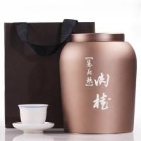 特级岩茶正岩产区慧苑坑肉桂大红袍 品质茶散装250G 武夷茗枞