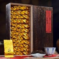 红茶礼盒装 武夷山金骏眉茶叶 复古做旧礼盒250g装 品质茶