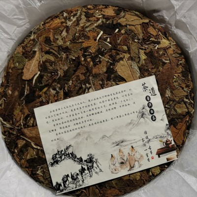 云南白茶,2019,巴达山