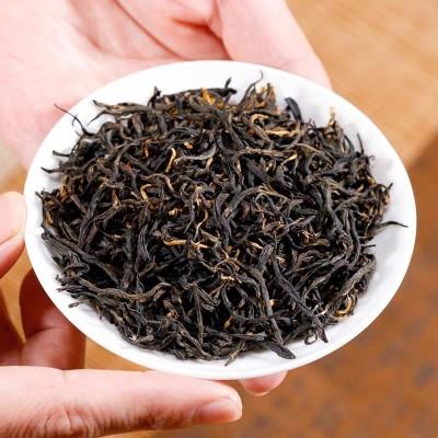金骏眉红茶500克 武夷山桐木关新茶茶叶浓香型吉祥如意版礼盒包装
