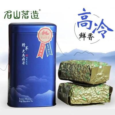 台湾精萃大禹岭茶300g 经典清香大禹岭高山茶 高品质茶叶名山茗造