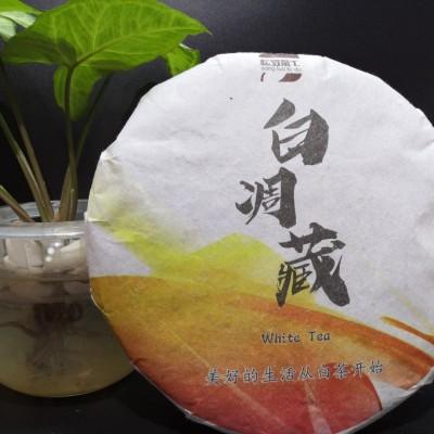 松罗荼℃白凋藏牡丹王,是一款高山云雾大豪茶,一饼300克