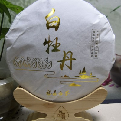 2015年白牡丹1饼