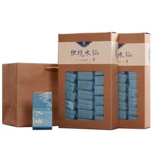 武夷岩茶武夷茶叶礼盒装正岩特级独坑水仙500g私房茶