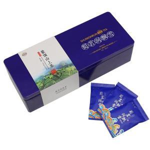 碧潭竹蜀茗润飘雪茉莉花茶2019新茶浓香型四川雅安花茶礼盒装150g