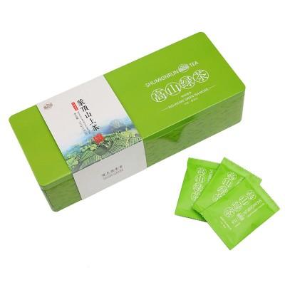 蜀茗润2019新茶高山云雾绿茶雅安特级茶叶浓香耐泡绿茶150g礼盒装