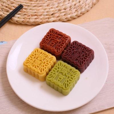 手工正宗绿豆糕多规格传统豆糕酥点心休闲零食小吃特产板栗糕茶点