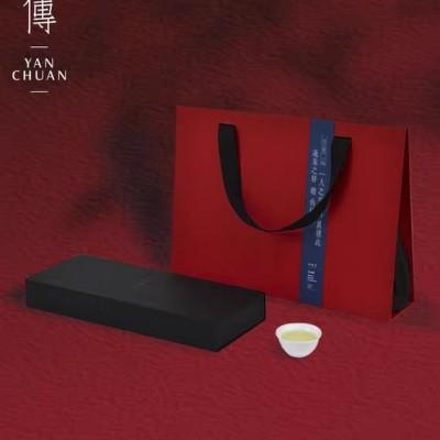 往来礼盒装送长辈 清香型正味安溪铁观音袋装茶叶礼品乌龙茶
