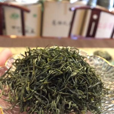 紫阳绿茶2020年新茶翠峰毛尖绿茶500g