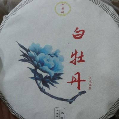 2018年春太姥山脉福鼎白茶一支独秀白牡丹