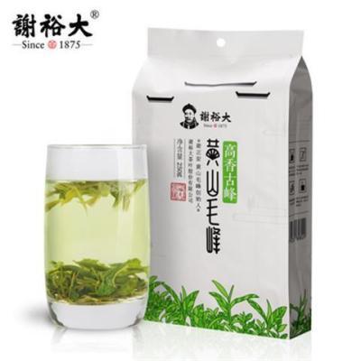 谢裕大2019  黄山毛峰二级茶叶绿茶安徽黄山毛峰 袋装250g