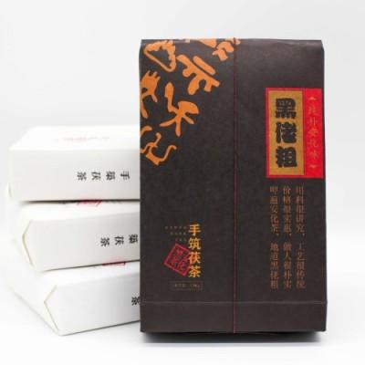 安化黑茶2012年1000克伏砖茶