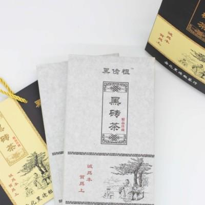 湖南安化高山纯料2016年黑砖茶