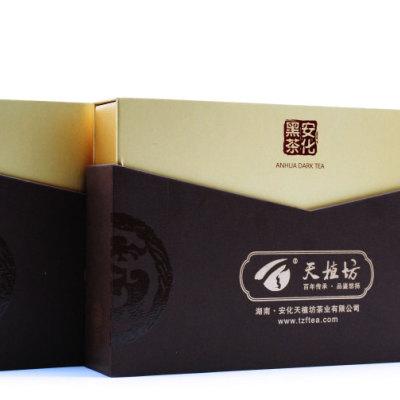 湖南安化黑茶10年陈伏砖茶