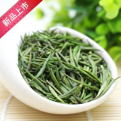 2021新茶 云南绿茶清蒸银针茶叶 银针礼品 漂亮的绿茶 送礼高大上