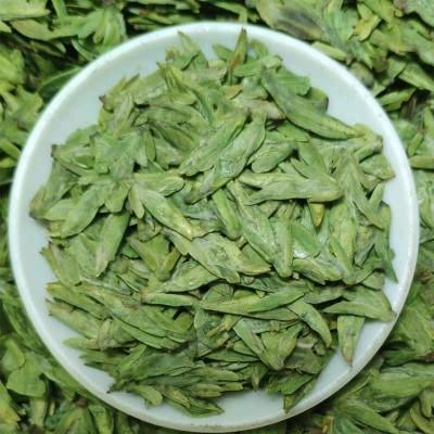 【2020明前龙井】特级AAA茶叶绿茶 豆香 春茶 嫩芽自产自销多规格