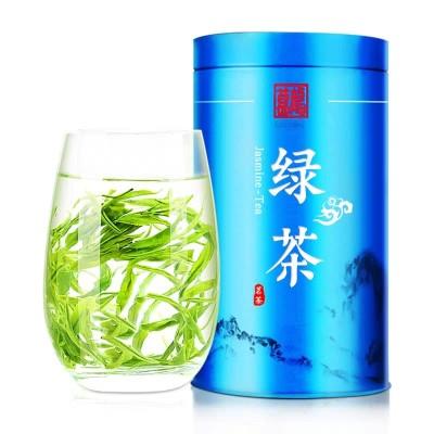 【试喝推广】绿茶新茶散装茶叶高山云雾绿茶春茶罐装100g