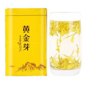 黄金芽甄选2020新茶正宗安吉白茶浙江高级黄金茶叶绿茶浓香125克