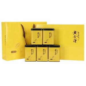 2020年250g正宗黄金芽安吉白茶新茶茶叶礼盒装明前珍稀绿茶