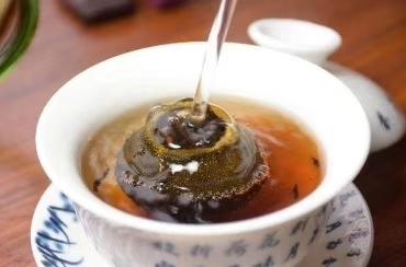 小青柑茶(柑红茶)250g新会特产