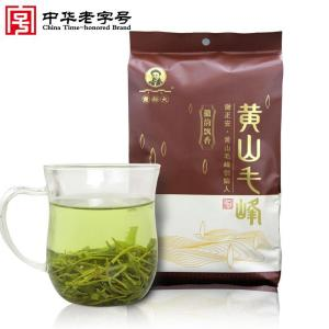 谢裕大绿茶2019新茶谢裕大黄山毛峰传统古法工艺春茶和250g茶叶