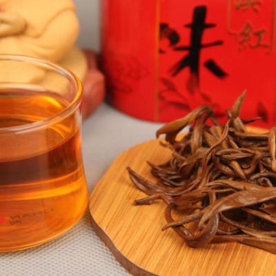 云南红茶2020年春茶 滇红茶 红单芽 金丝滇红春茶 500克