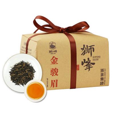 金骏眉蜜香型红茶金俊眉浓香茶叶散装新茶250克