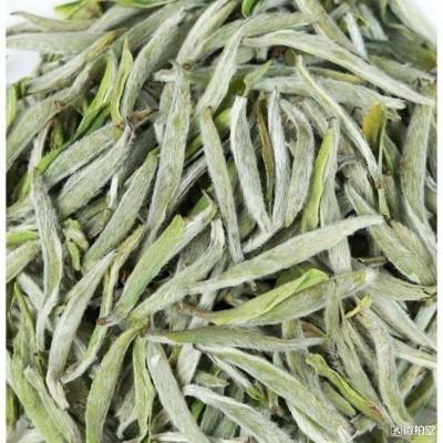 2020年高山白茶早春头采米芽白毫银针100克