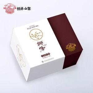 九曲红梅茶龙井原料红茶叶特级正宗礼盒装