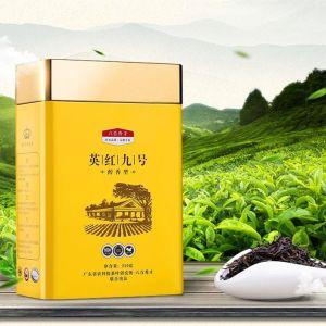 八百秀才英红九号英德红茶茶叶散装醇香型250克