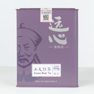谢裕大 祁门工夫红茶远心听罐装 500g