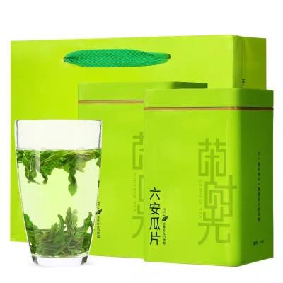 六安瓜片新茶高山绿茶雨前春茶安徽茶叶浓香型散装家庭装250g